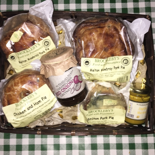 Christmas Pie Hamper