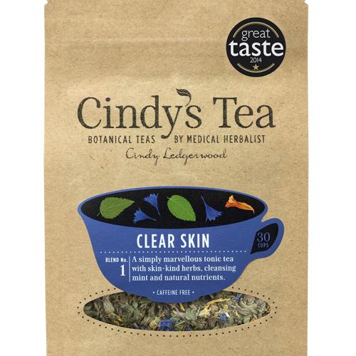 Clear Skin Herbal Tea