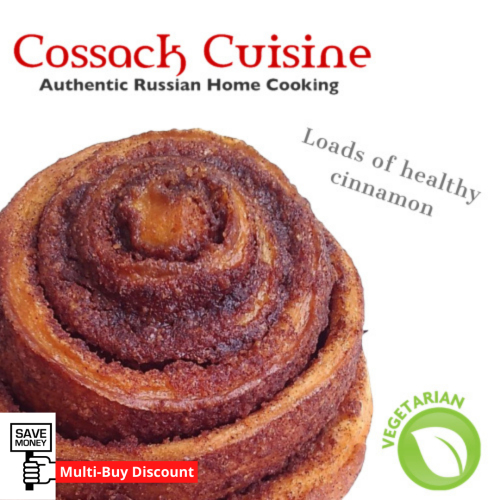 🍪 Russian Cinnamon Bunza® (v) (multi-buy)