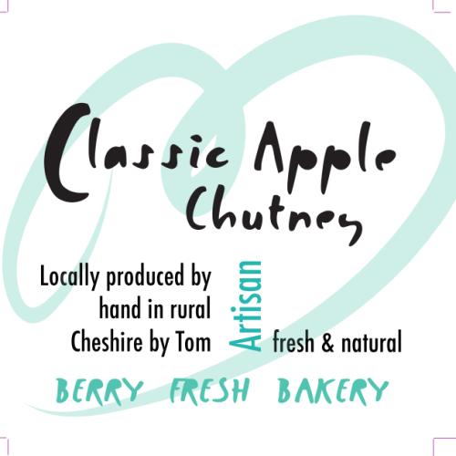 Classic Apple Chutney