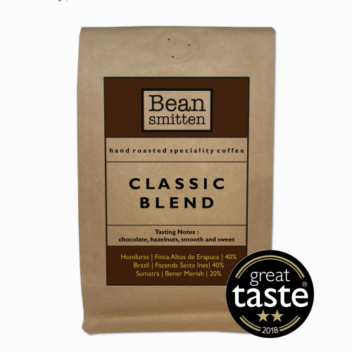 Classic Blend Hand Roasted Coffee Beans