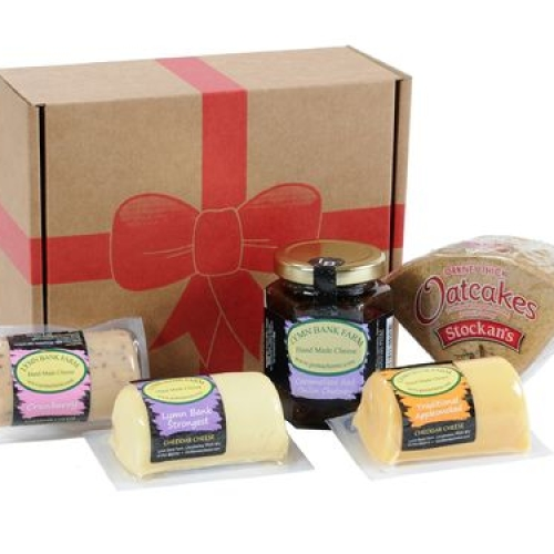 3 Cheese Gift Box