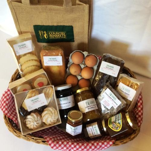 Food Hampers - Gift Hampers
