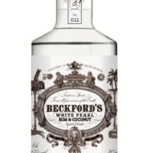 Beckford's White Pearl Coconut Rum