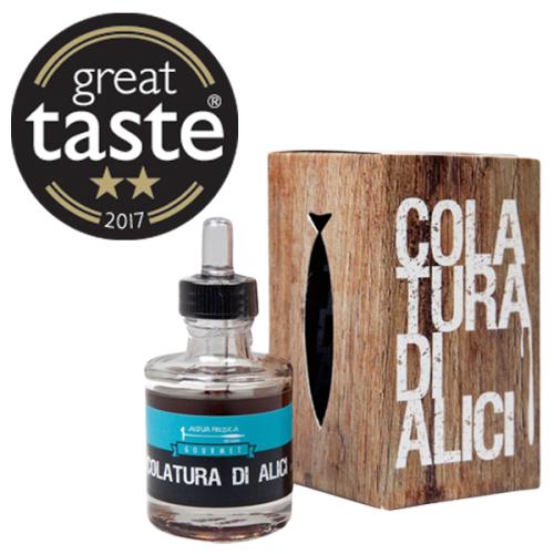 Colatura Alici Di Cetara Anchovy sauce