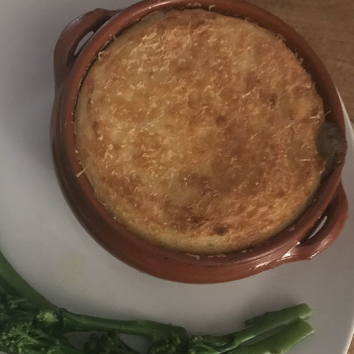 Confit Duck Shepards Pie