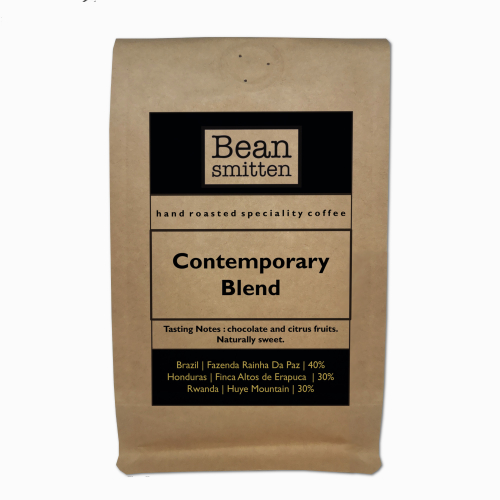 Contemporary Blend Hand Roasted Coffee Beans