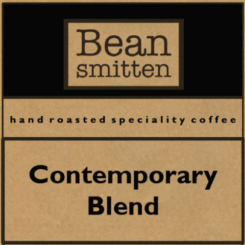 1 kg Contemporary Blend specialty coffee beans