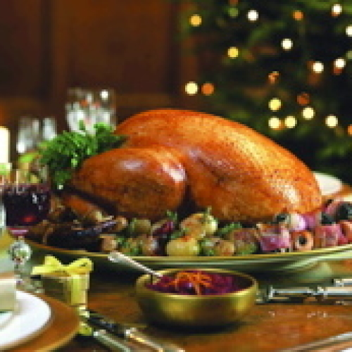 Norfolk Black Free range turkey