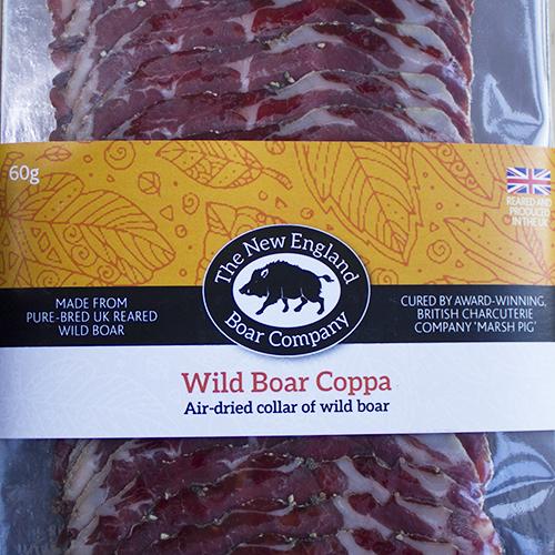Wild Boar Coppa