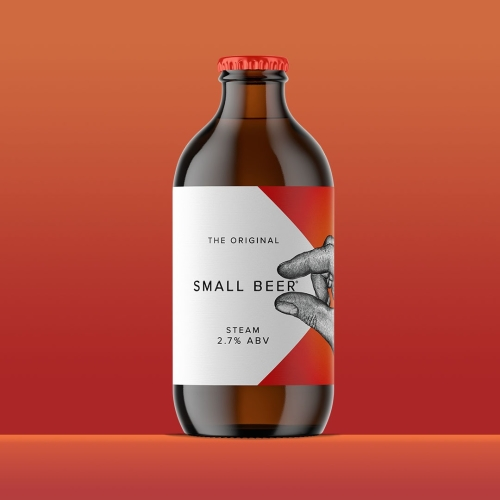 Small Beer Steam 2.7%