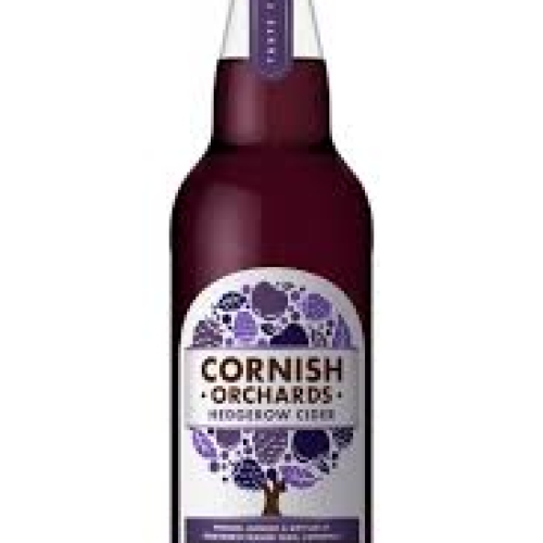 CORNISH ORCHARDS HEDGEROW CIDER /W