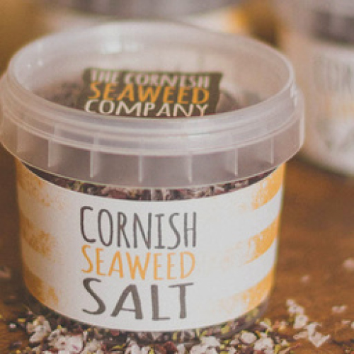 CORNISH SEAWEED SALT