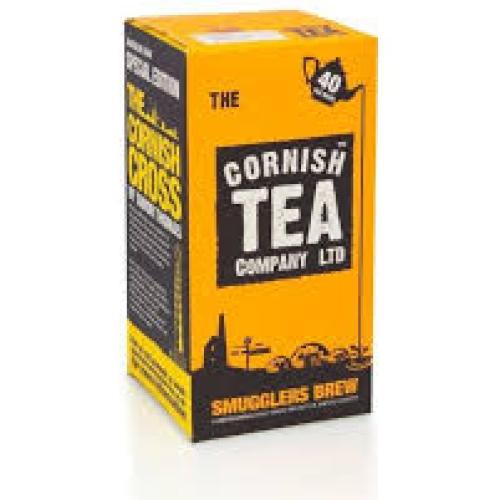 CORNISH TEA SMUGGLERS BREW /W