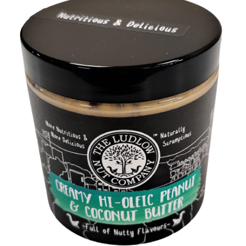Creamy Hi-Oleic Peanut Butter