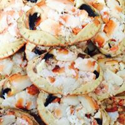 CRAB MEAT (WHITE HANDPICKED UNPASTEURISED) 85G