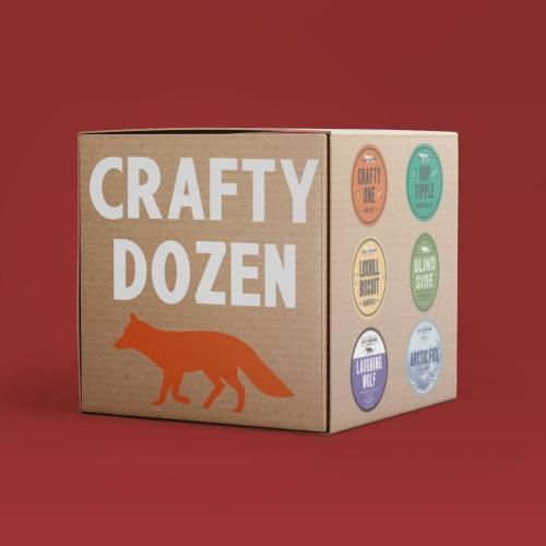 Crafty Dozen – Mixed Case
