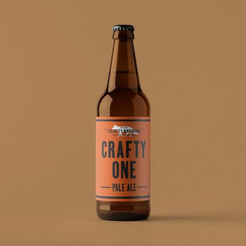 Crafty One - Pale Ale - 3.9%