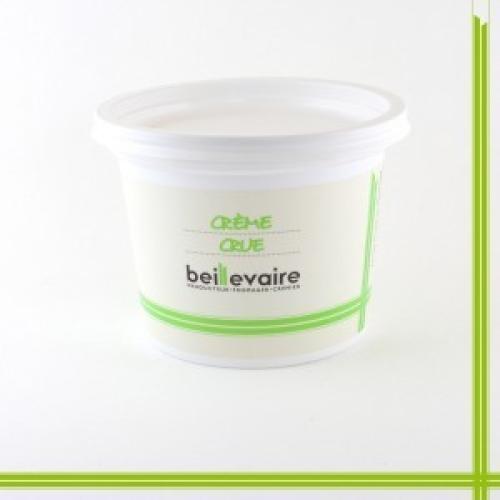 Raw, Unpasteurised Crème Crue 250 ml