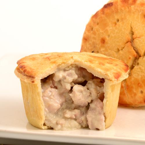 Crème de la Hen Pie