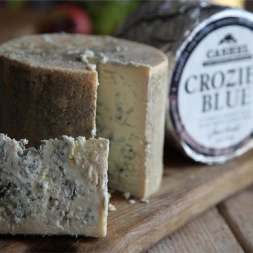 Cashel Crozier Blue