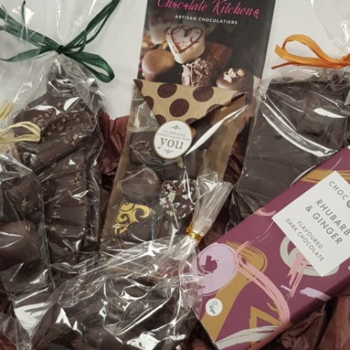 Dark Chocolate Selection Box