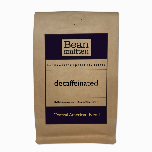 Decaffeinated Central American Blend Hand Roasted Coffee Beans