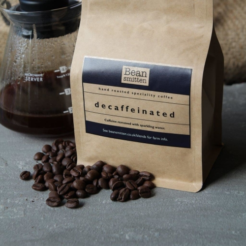 Decaffeinated East Timor Organic Hand Roasted Coffee Beans