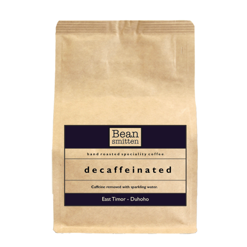 Decaffeinated Hand Roasted Coffee Beans