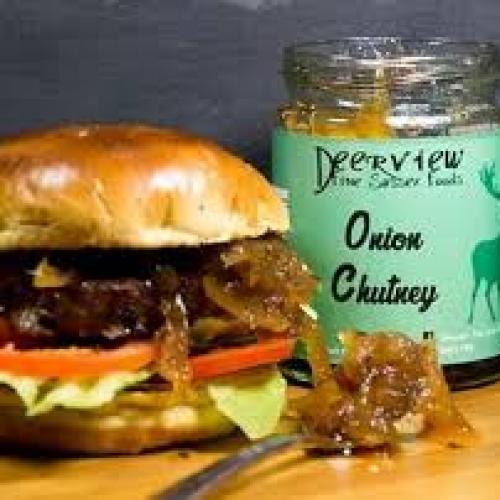 Deerview's Onion Chutney