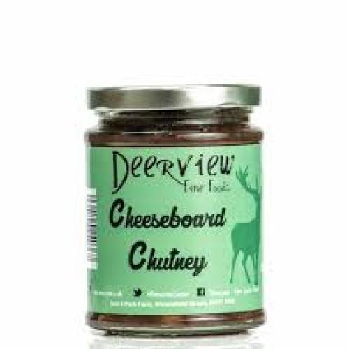 Deerview's Cheeseboard Chutney