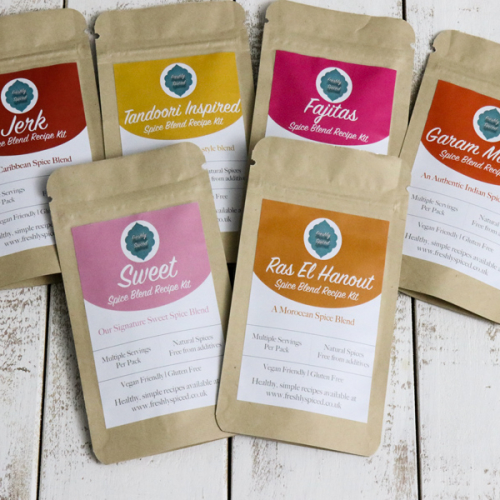Spice Blend Collection (6 Blends)