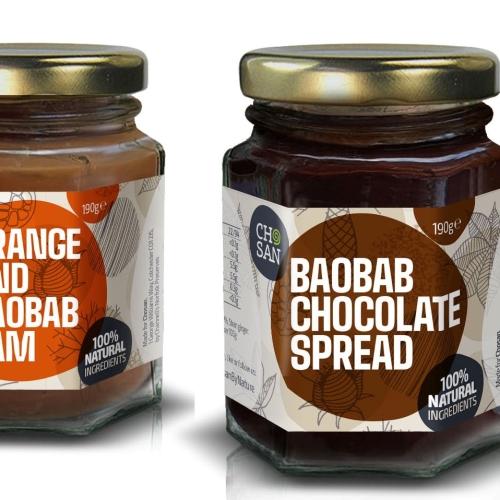 Baobab Jam selection pack