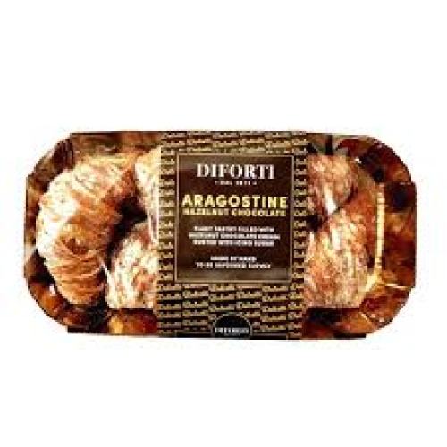 Diforti Pastries - Aragostine Hazelnut Chocolate