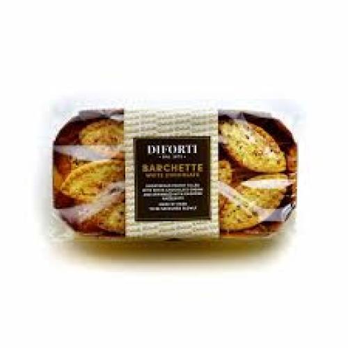 Diforti Pastries - Barchette Hazelnut Chocolate