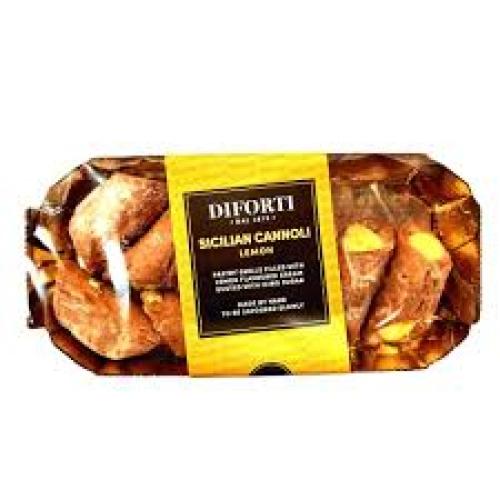 Diforti Pastries - Sicilian Cannoli Lemon