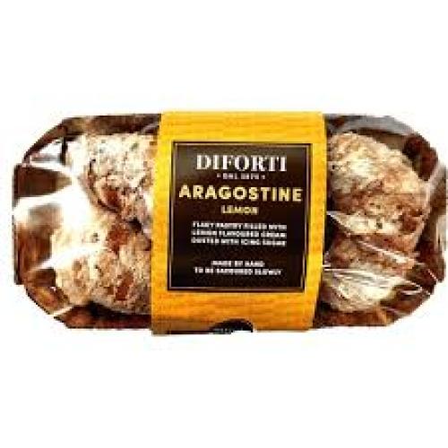 Diforti Pastries - Aragostine Lemon