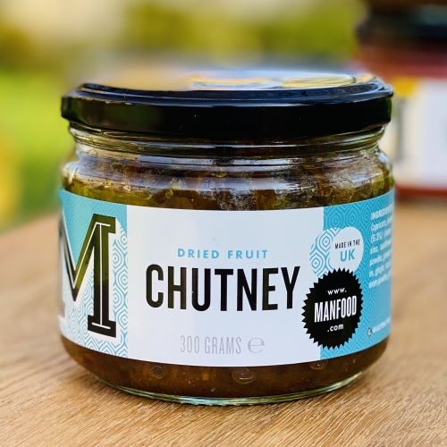 Manfood Spiced Dried Fruit Chutney