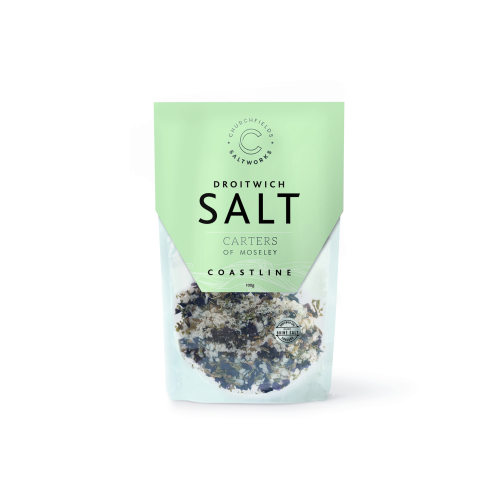 Coastline Droitwich Salt 75g