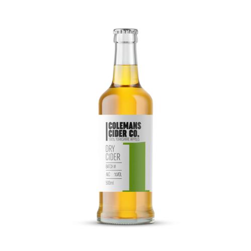 Colemans Dry Cider