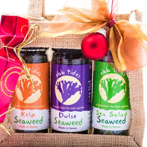 Seaweed Shaker Gift Set