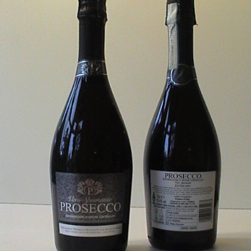 Low Sugar Prosecco Vino Spumante - 5 Star Rated DOC Prosecco