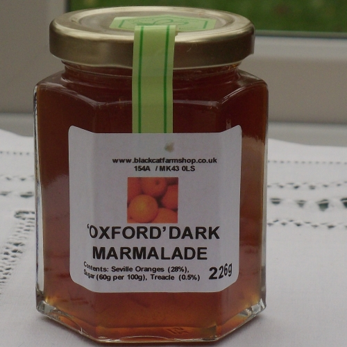 Oxford Dark Marmalade