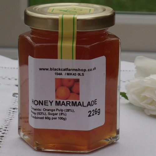 Honey Marmalade