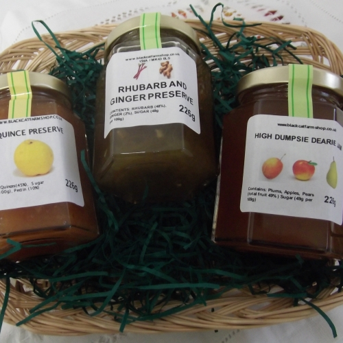The 'Unusual Jam' Collection Gift Pack
