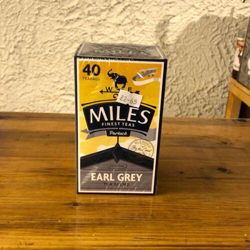 Miles Earl Grey Tea