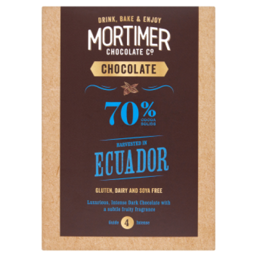 Hot Chocolate - Ecuador Dark Chocolate Powder