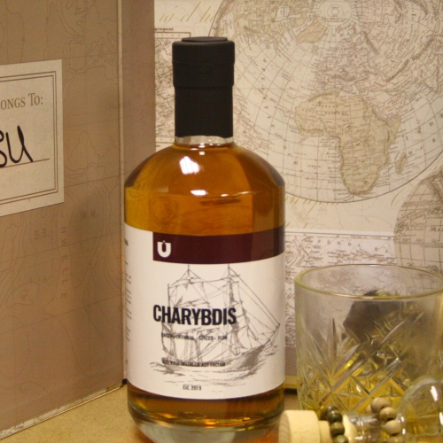 Charybdis - Spiced Golden Rum