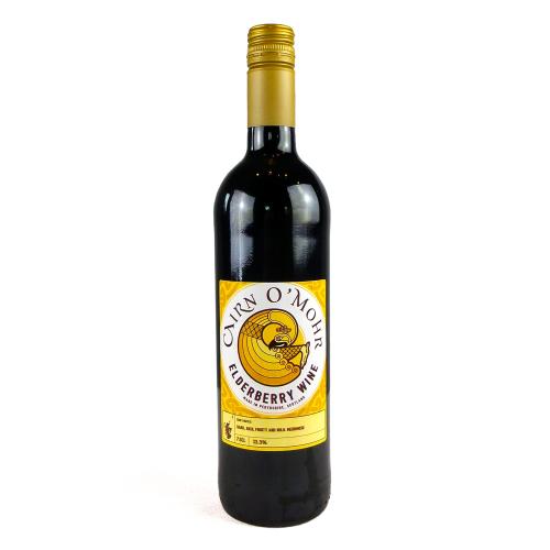 Cairn o'Mohr Elderberry Wine