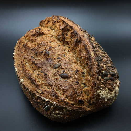 Electric Bakery Seeded Wholemeal Sourdough
